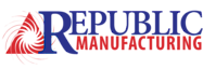 Republic Manufacturing's Company logo