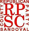 Republican Party Sandoval County's Company logo