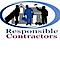 Engel Construction's Competitor - Responsible Contractors logo