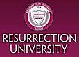 Resurrection University's Company logo
