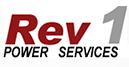 Rev 1 Power's Company logo