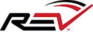 REV's Company logo