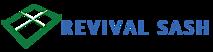 Revival Sash's Company logo