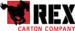 Rex Carton Company's Company logo