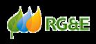 RG&E's Company logo