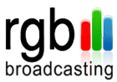 Rgb Broadcasting's Company logo