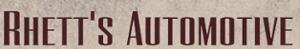 Rhett's Automotive's Company logo
