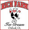 Rich Farm Ice Cream Shop's Company logo