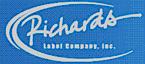 Richards Label Company's Company logo