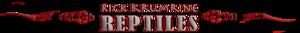 Rick Krumrine Reptiles's Company logo