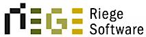 Riege Software's Company logo