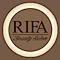 Design Atelier's Competitor - Rifa Beauty Salon logo