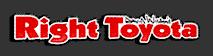 Right Toyota's Company logo