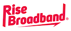 Rise Broadband's Company logo