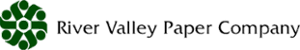River Valley Paper's Company logo