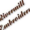 Rivermill Embroidery's Company logo