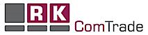 Rk Comtrade's Company logo