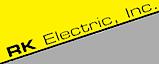RK Electric's Company logo