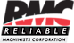 RMC-Reliable Machinists Logo