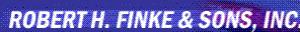 Robert H Finke & Sons's Company logo
