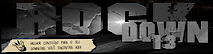 Rock Down 13's Company logo
