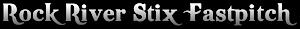 Rock River Stix's Company logo