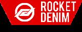 Rocket Denim's Company logo