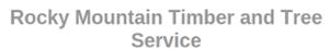 Rocky Mountain Timber and Tree Service's Company logo