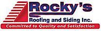Rocky's Roofing & Siding's Company logo