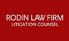 Rodin Law's Company logo