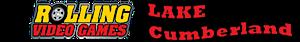 Rolling Video Games Lake Cumberland's Company logo