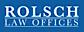Rolsch Law Logo