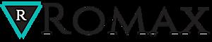 Romax's Company logo