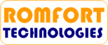 Romfort Technology's Company logo