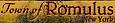 Romulustown Logo