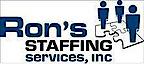 Ron's Staffing's Company logo