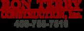Ron Terry Construction's Company logo