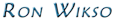 Ron Wikso Logo