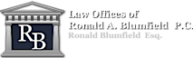 Ronald A. Blumfield, Attorney's Company logo
