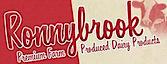 Ronnybrook Farm Dairy's Company logo