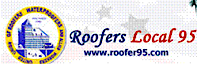 Roofers Local 95's Company logo