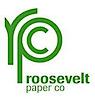 Roosevelt Paper Company's Company logo
