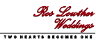 Ros Lowther Weddings's Company logo