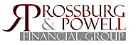 Rossburg and Powell's Company logo