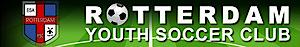 Rotterdam Soccer Club's Company logo
