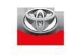 Roussel Toyota's Company logo