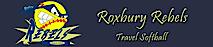 Roxbury Rebels Travel Softball's Company logo