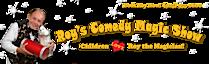 Roy's Comedy Magic Show's Company logo