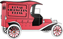Royal Fireworks Press's Company logo