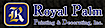 Cover All Painting's Competitor - Royal Palm Painting logo